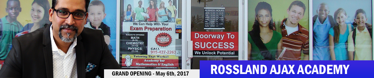 Rossland Ajax Tutoring Centre