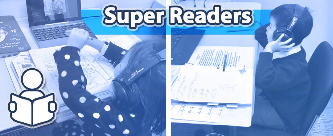 Tower Hill Super Readers – Jolin & Maxwell