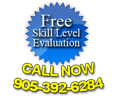 Skill Level Evaluation