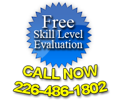 Skill Level Evaluation