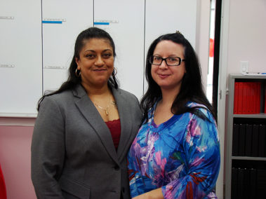 Chandra & Monica